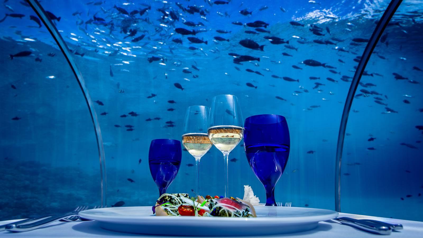 Wine and Dine at Hurawalhi Maldives Resort – Hurawalhi ...