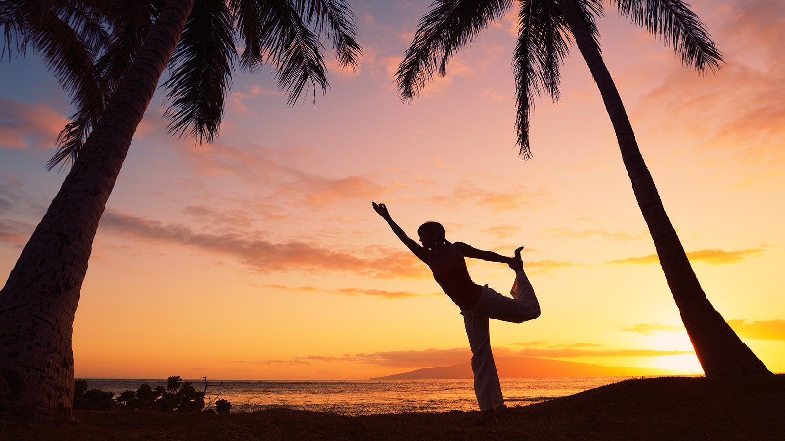 Hurawalhi Maldives Yoga
