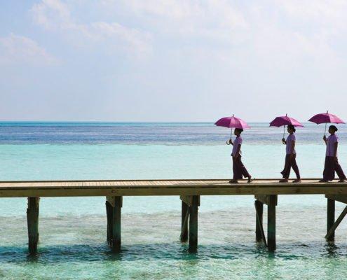 Hurawalhi Мальдивы