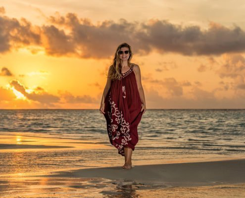 Hurawalhi Maldives sunset