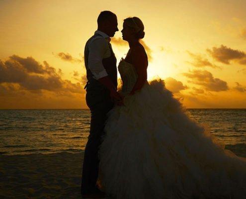 Hurawalhi PIX Maldives Romance Sunset