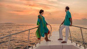 Hurawalhi Maldives Resort Sunset