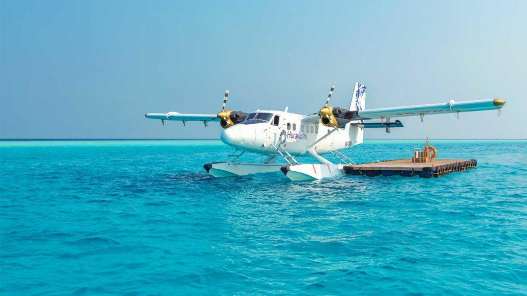 Hurawalhi Maldives Resort Seaplane Transfer