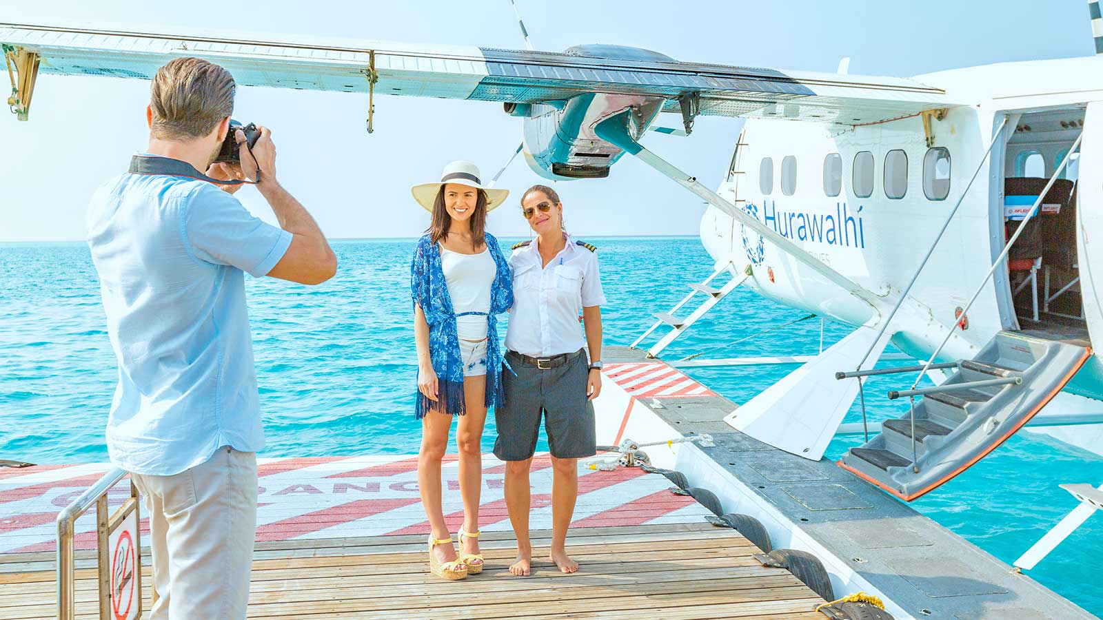 Hurawalhi Maldives Resort Seaplane Transfer