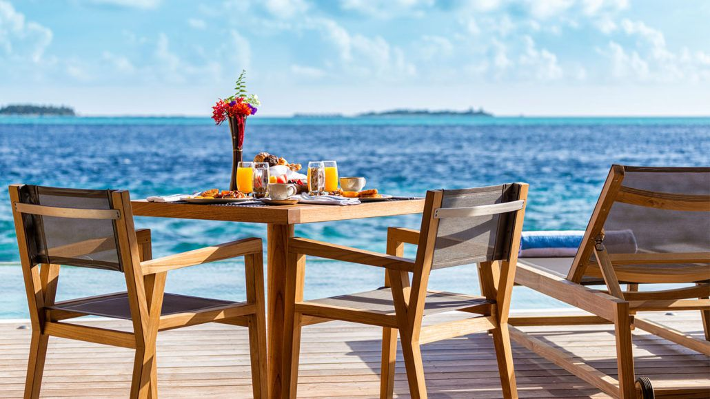Hurawalhi Maldives dining