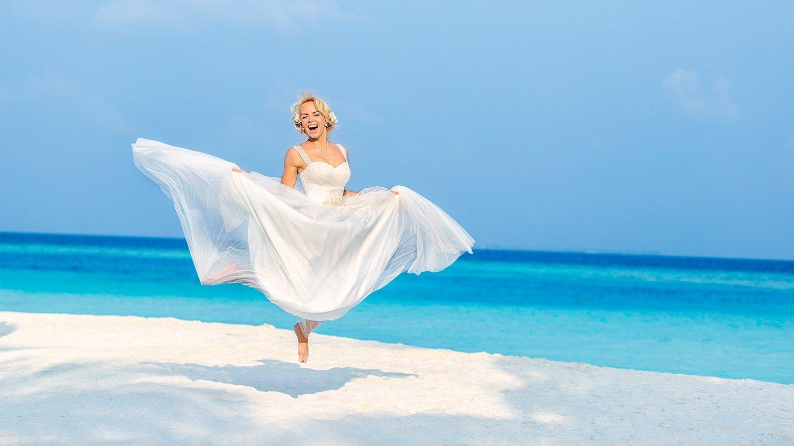 Hurawalhi Maldives weddings