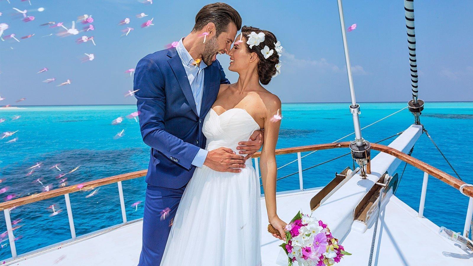 Wedding Hurawalhi Maldives