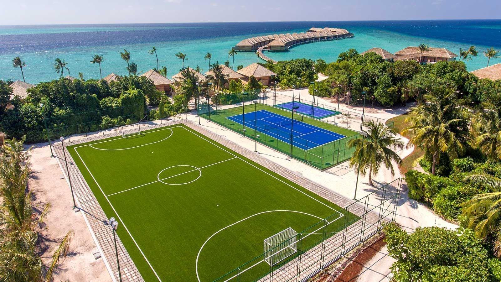 Hurawalhi Maldives sports