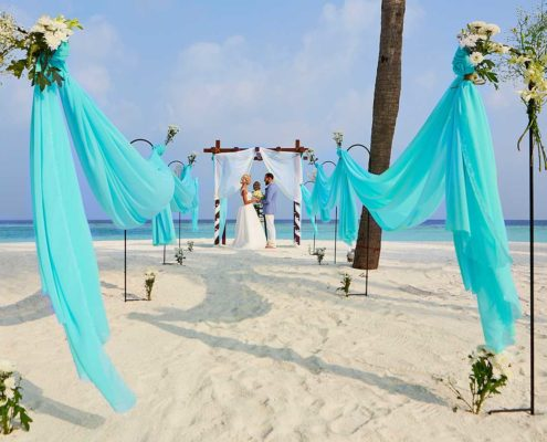Hurawalhi Maldives weddings