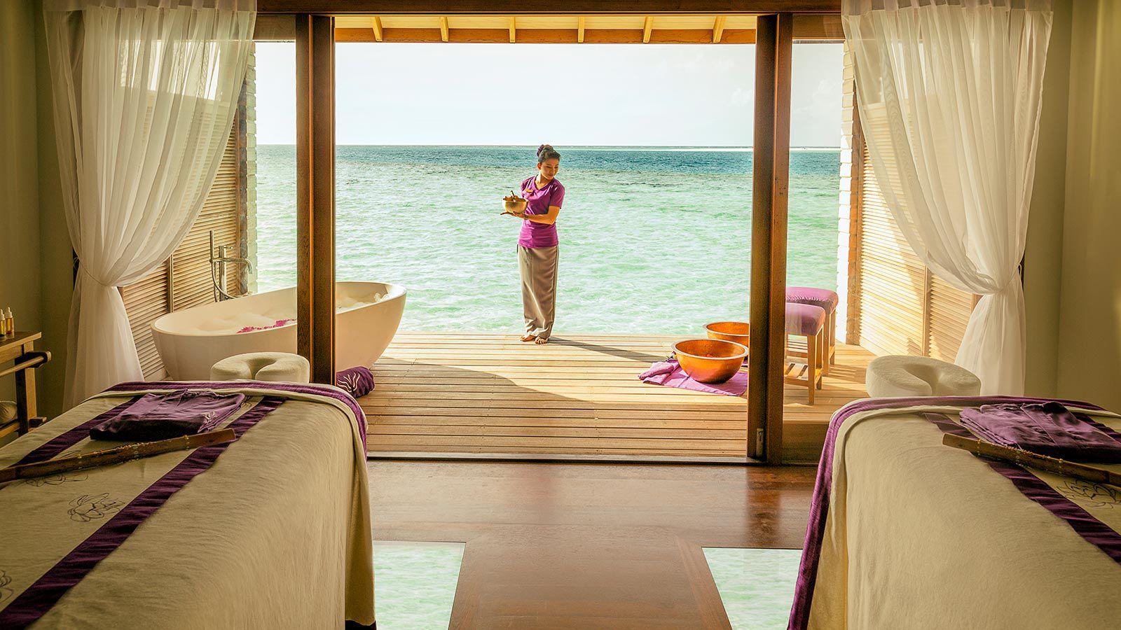 Hurawalhi Maldives Duniye Spa