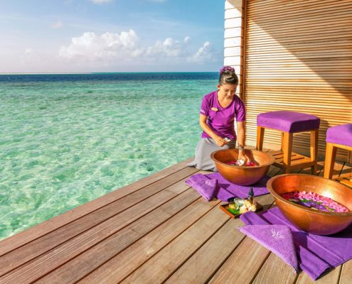 Hurawalhi Maldives Duniye Spa