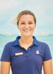 Paige Bennet 5.8 Undersea Restaurant