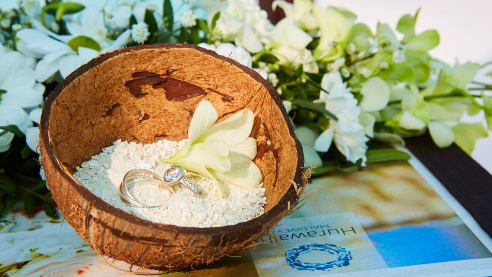 Hurawalhi Maldives Wedding Vows