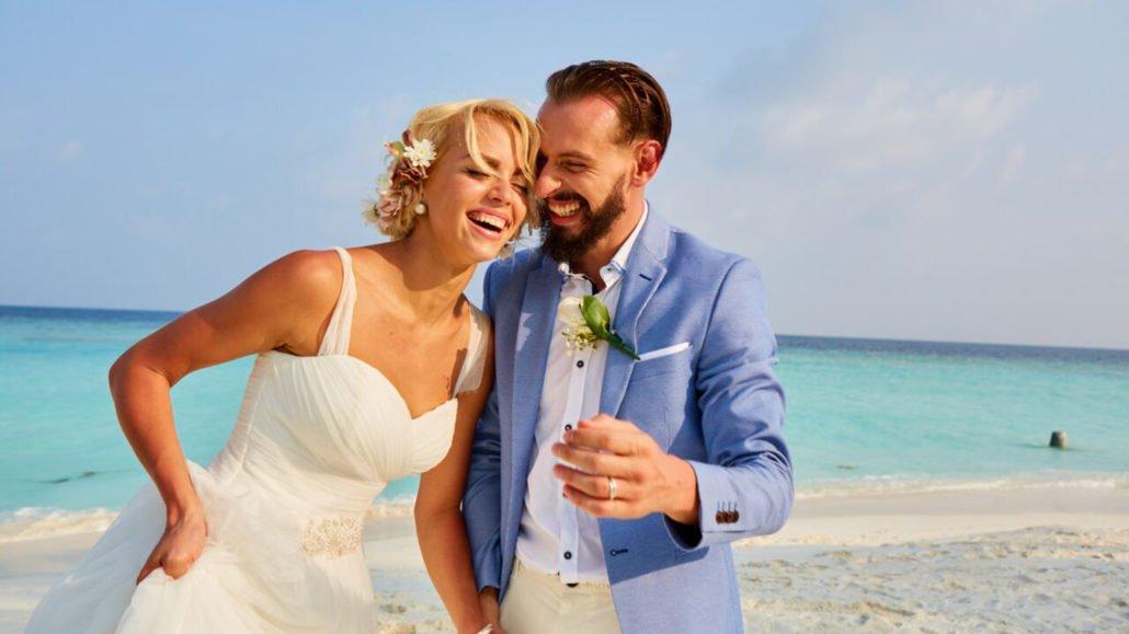 Hurawalhi Maldives Wedding Vows