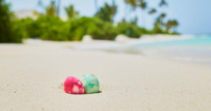 Hurawalhi Maldives Easter