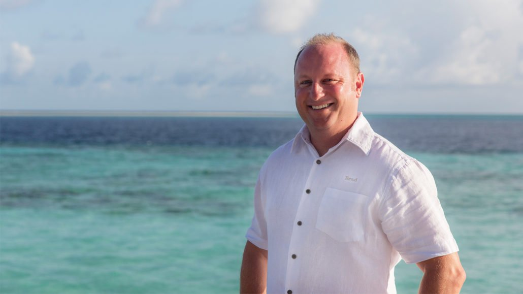 Brad Calder Hurawalhi Maldives