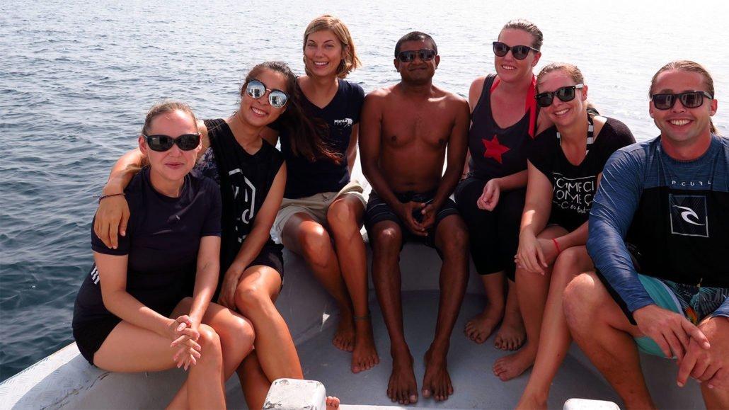 Hurawalhi Maldives Snorkelling Day