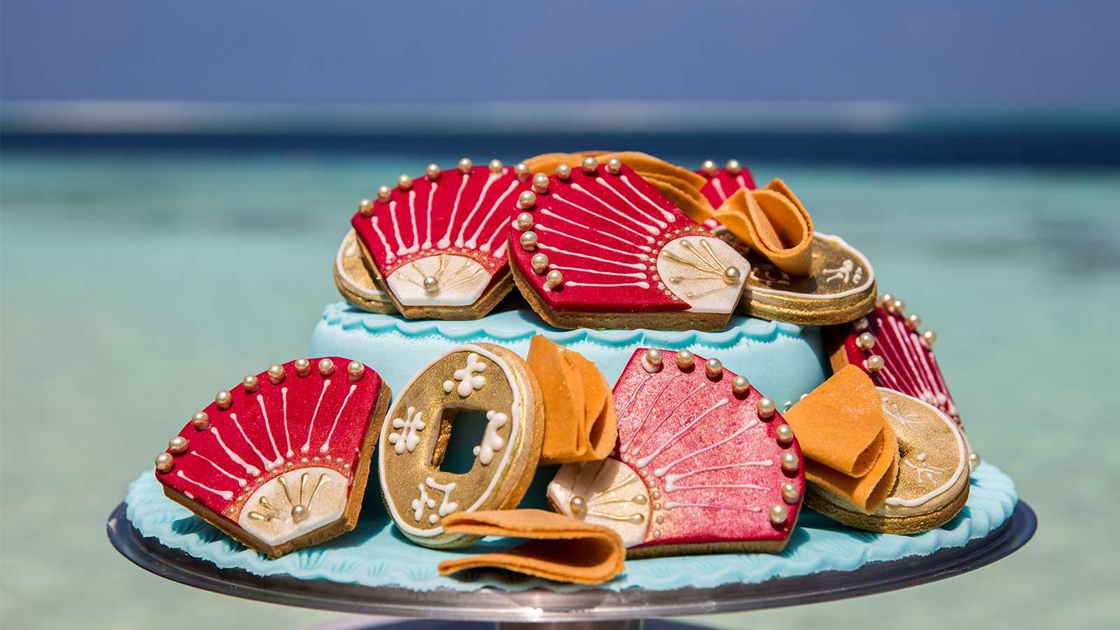 Chinese New Year Hurawalhi Maldives