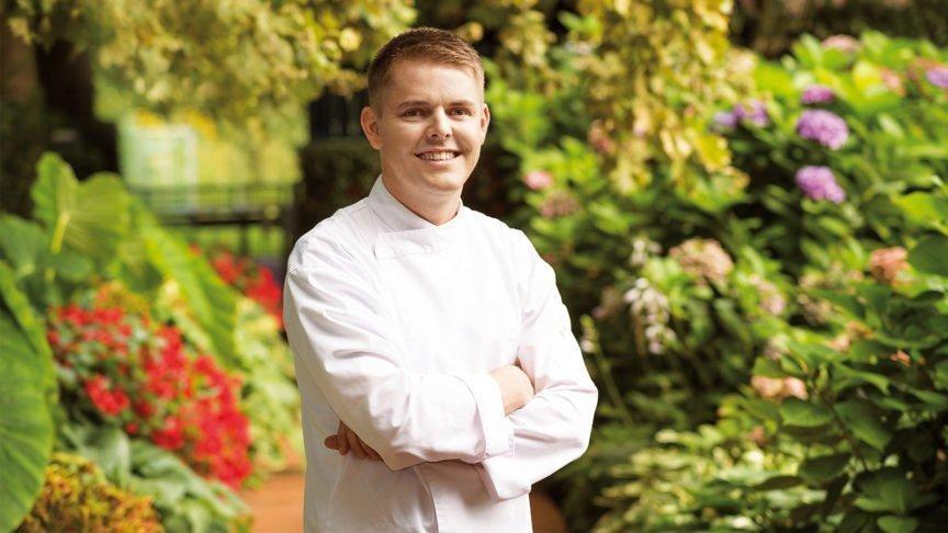 Chef Stefan Heilemann