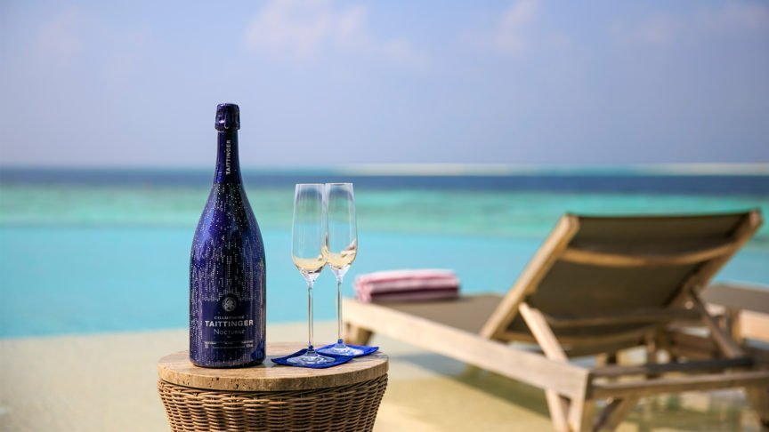 New Year Hurawalhi Maldives
