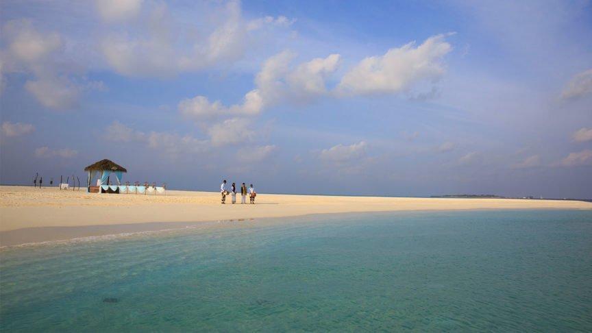 Hurawalhi Maldives Dream Island Wedding