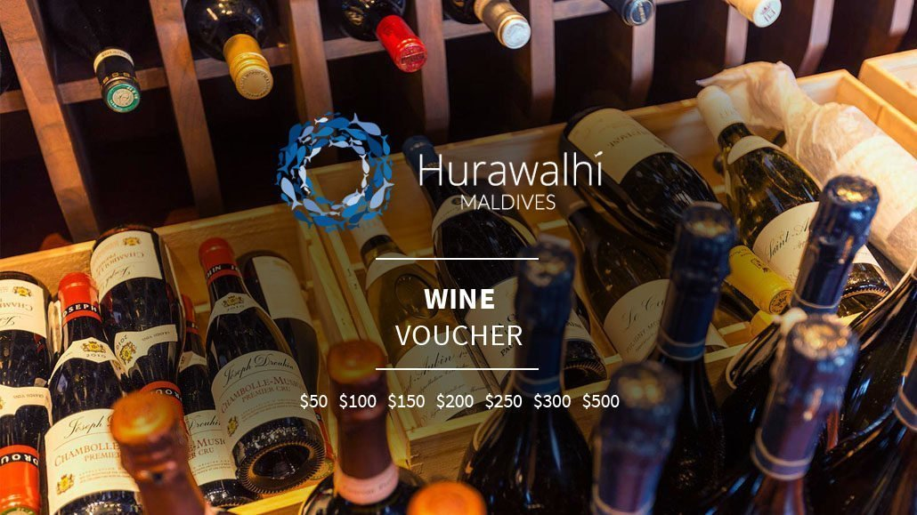 Hurawalhi Maldives Gift Voucher