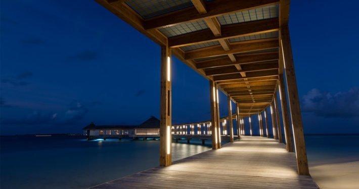 Hurawalhi Maldives solar panels