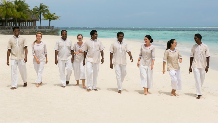 Hurawalhi Maldives Resort Island Hosts