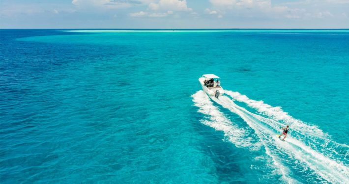 Wakeboarding Hurawalhi Maldives