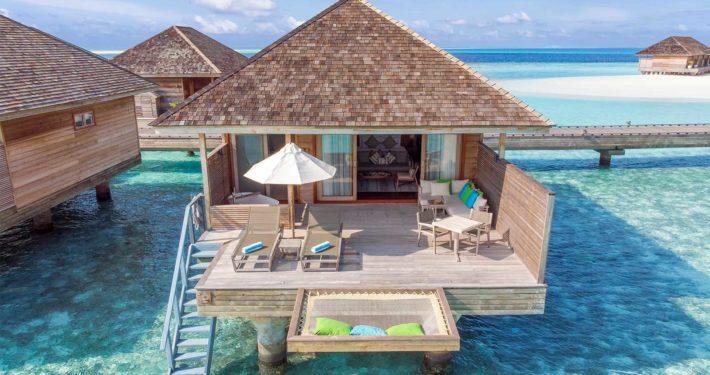 Romantic Ocean Villa Hurawalhi Maldives