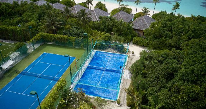 Padel Tennis Maldives