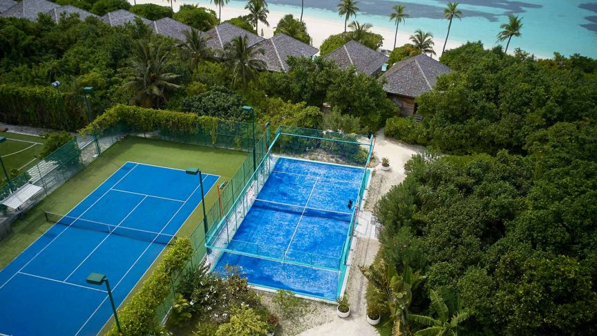 Padel Tennis Maldives