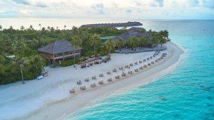 Hurawalhi Maldives Christmas