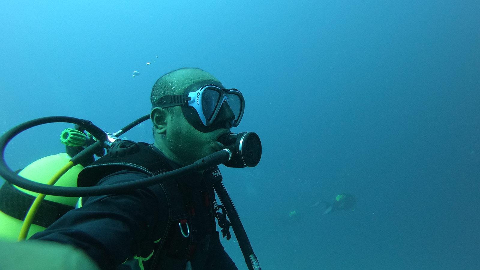Resort Manager - Navaz Diving