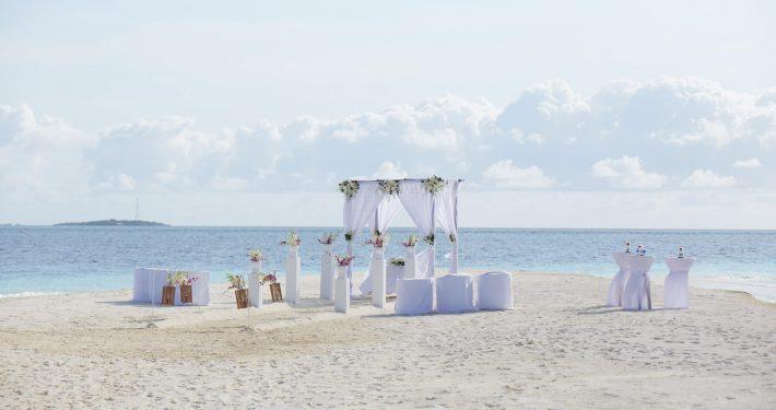 Dream Island Wedding Hurawalhi